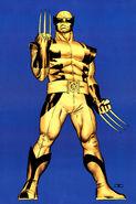 Astonishing X-Men Vol 3 22 Wolverine Variant Textless