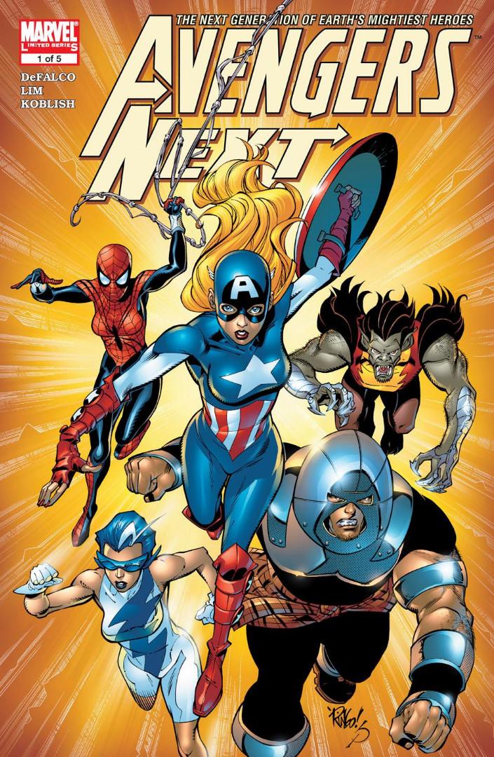 Avengers Next Vol 1 1