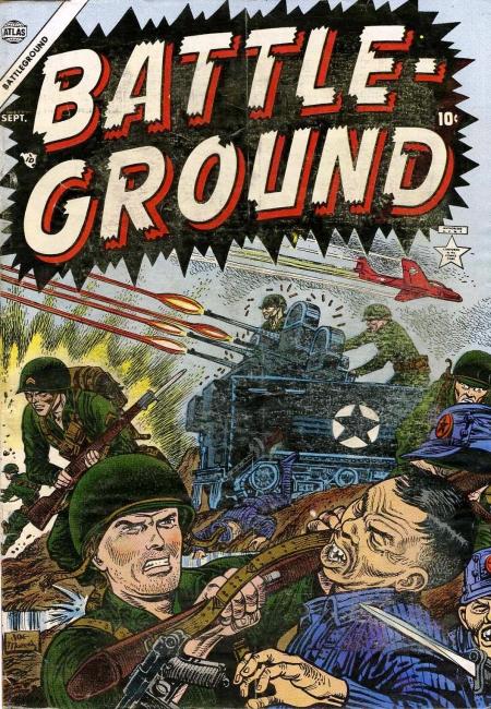 Battleground Vol 1