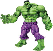 Bruce Banner (Earth-616) from Marvel Universe (Toys) Series I Wave II 0002