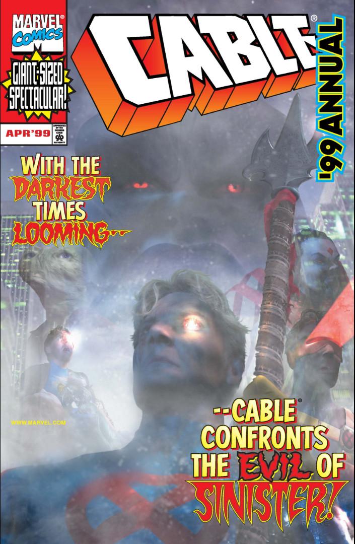 Cable Annual Vol 1 1999