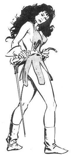 Chabela (Earth-616)