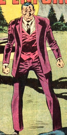 Charles Delazny Sr. (Earth-616)