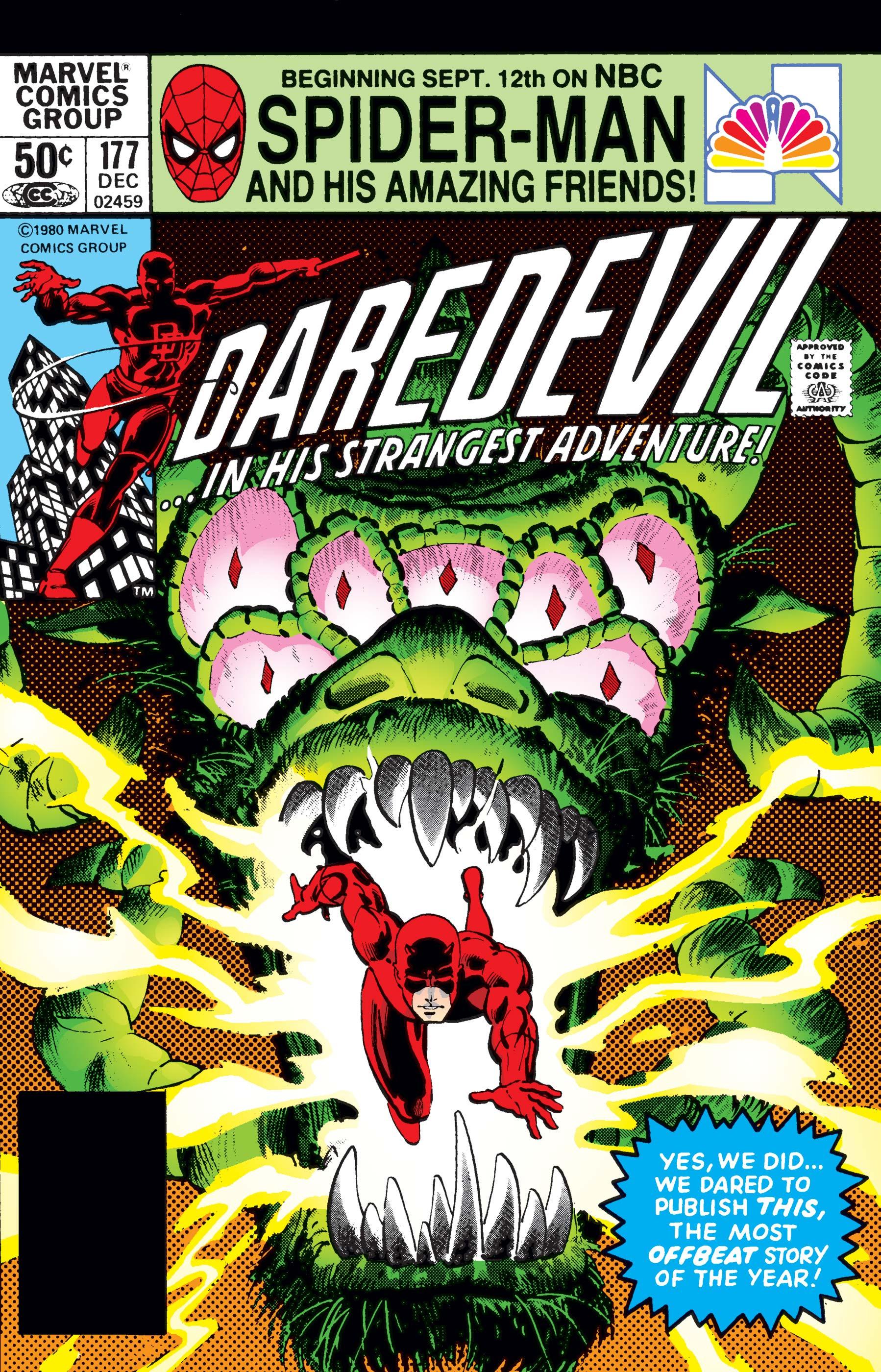 Daredevil Vol 1 177