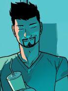 David Bond (Earth-616) from Uncanny X-Men Vol 3 34 002