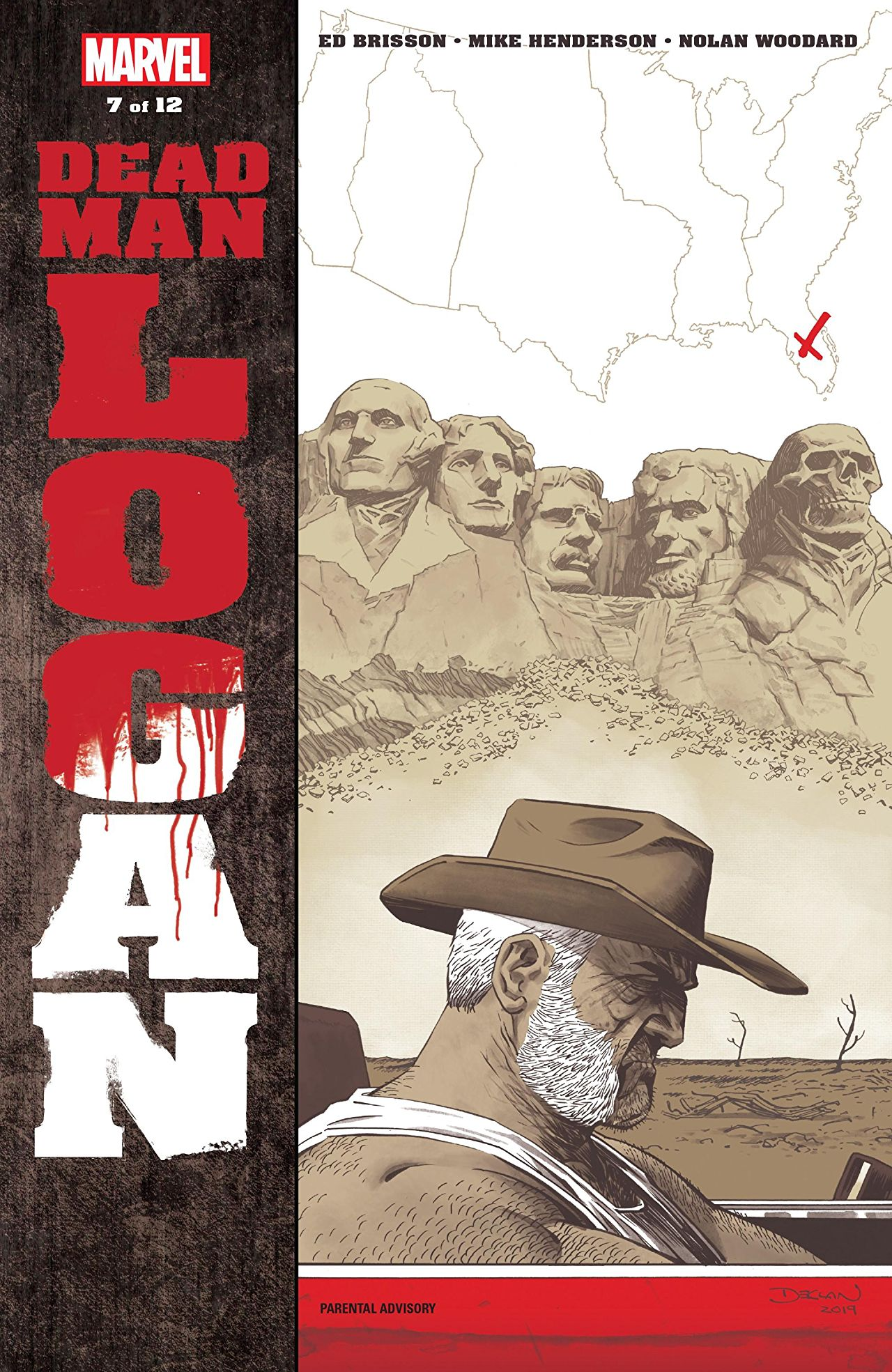 Dead Man Logan Vol 1 7