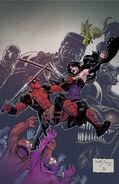 Deadpool Dracula's Gauntlet Vol 1 5 Textless