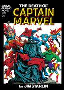 Death of Captain Marvel Vol 1 1