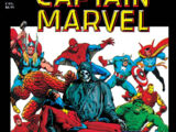 Death of Captain Marvel Vol 1 1