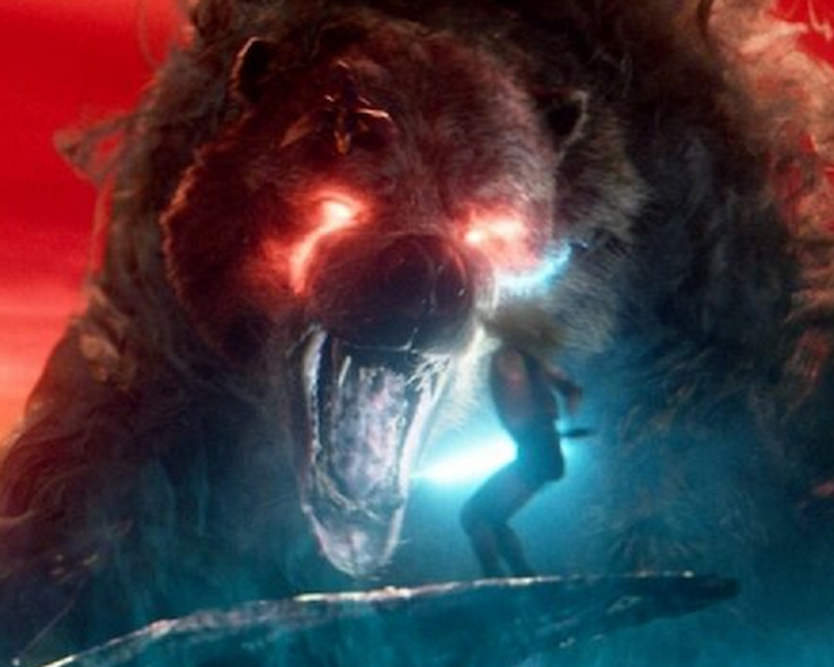 Demon Bear (Earth-TRN414) from The New Mutants (film) 001.png