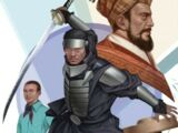 Kingo Sunen (Tierra-616)