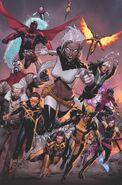 Extraordinary X-Men Vol 1 17 Molina Variant Textless