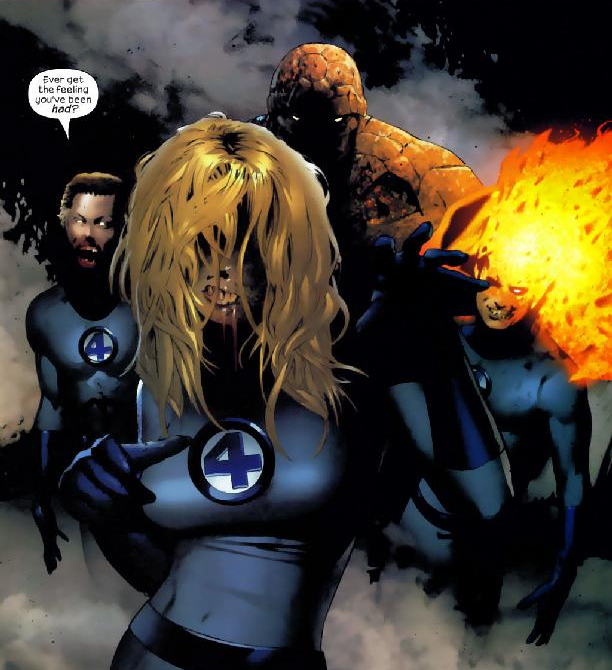 Fantastic Four (Earth-2149)/Gallery