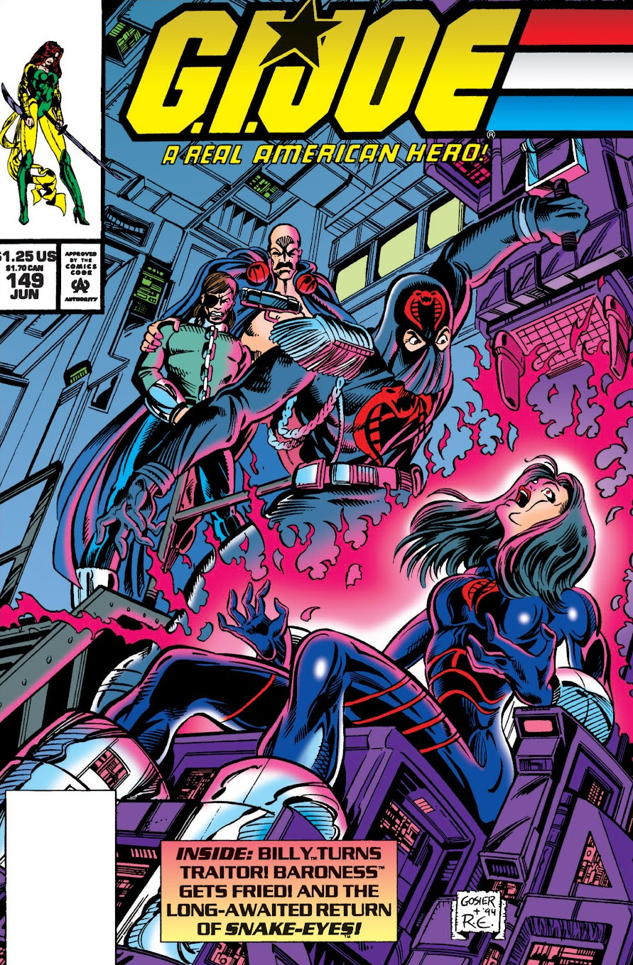 G.I. Joe: A Real American Hero Vol 1 149