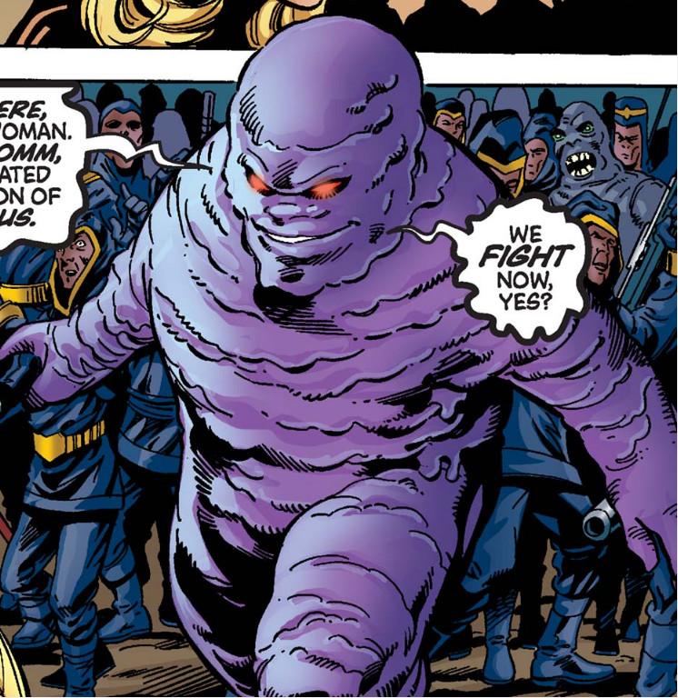 Glomm (Earth-616)