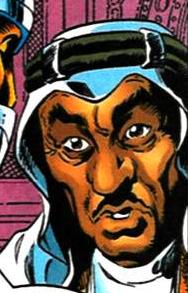 Hazram Chaliz (Earth-616)