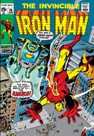 Iron Man Vol 1 36