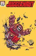 Juggernaut Vol 3 1 Young Variant