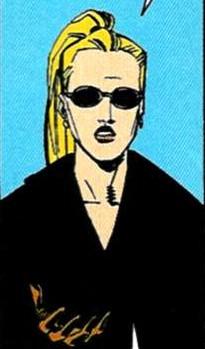 Kara Lynn Palamas (Earth-616)