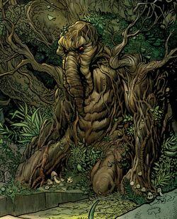 Man-Thing (Savage Land) (Earth-616) from Savage Wolverine Vol 1 4 001.jpg