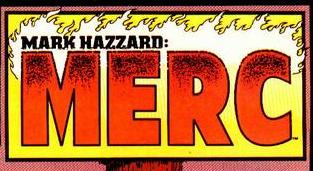 Mark Hazzard: Merc Annual Vol 1