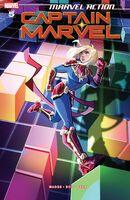 Marvel Action Captain Marvel Vol 2 5