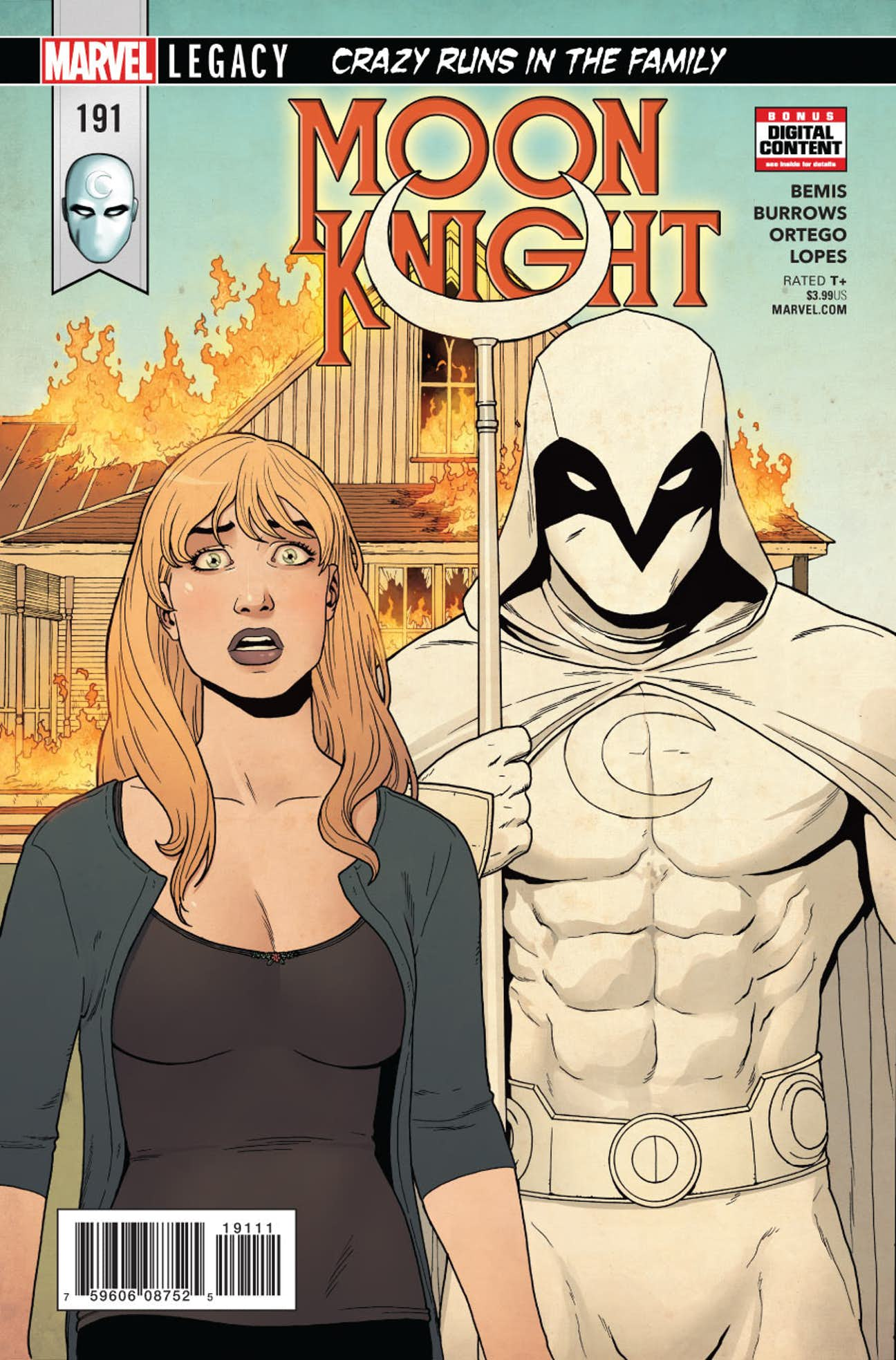 Moon Knight Vol 1 191