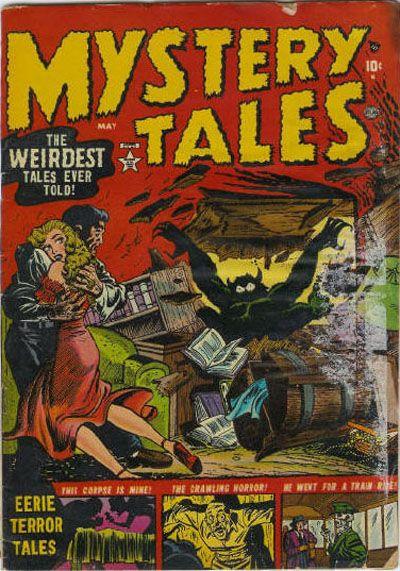 Mystery Tales Vol 1 2