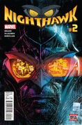 Nighthawk Vol 2 2