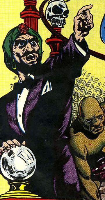 Omar Khayam Rasch (Earth-616)