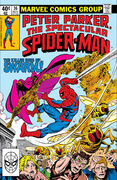 Peter Parker, The Spectacular Spider-Man Vol 1 36
