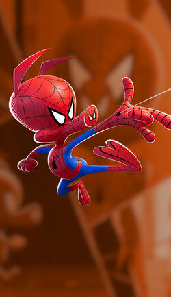 Peter Porker (Earth-TRN705) from Spider-Man Into the Spider-Verse 001.jpg