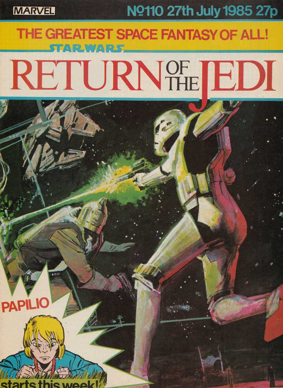 Return of the Jedi Weekly (UK) Vol 1 110