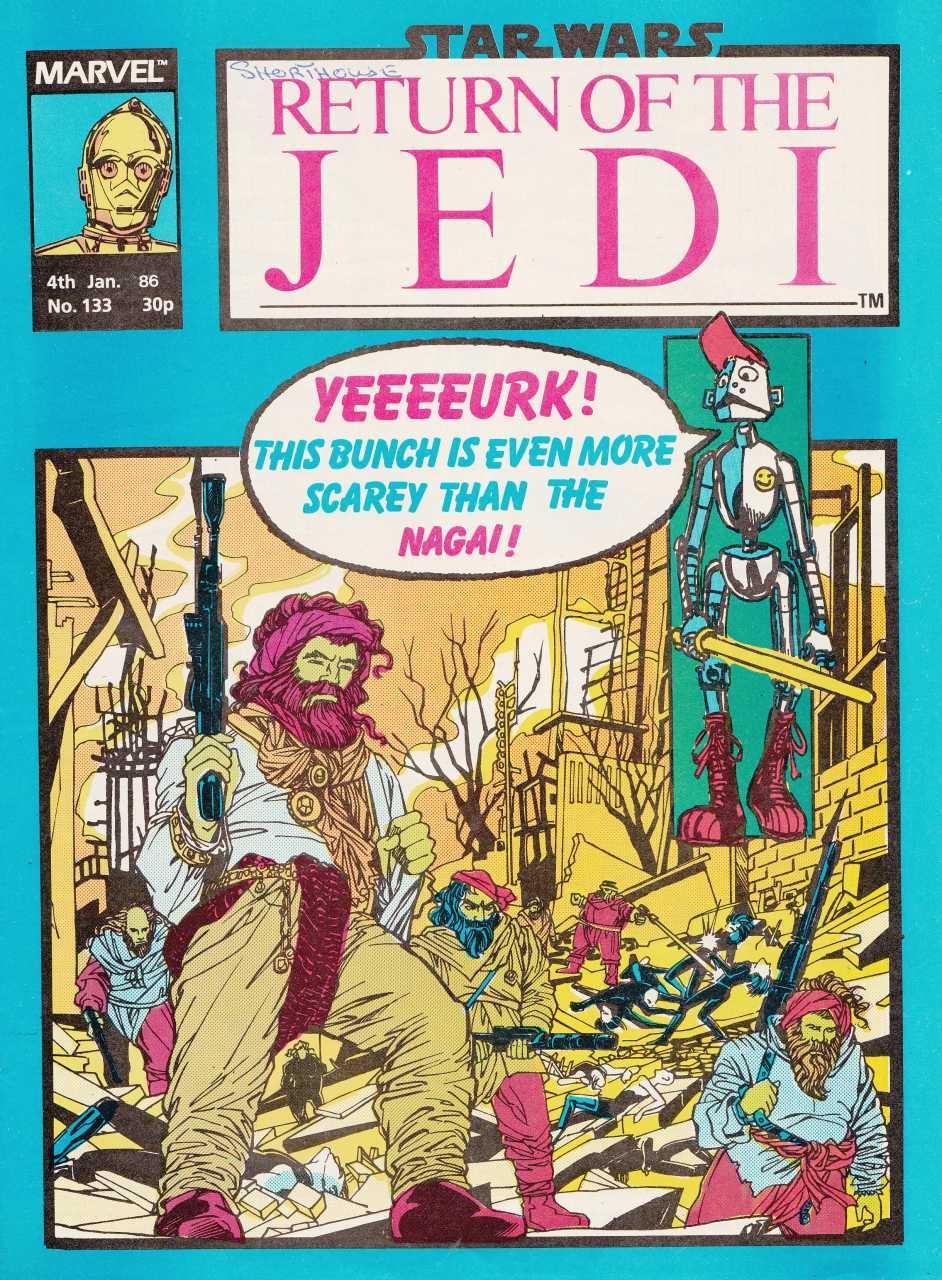 Return of the Jedi Weekly (UK) Vol 1 133