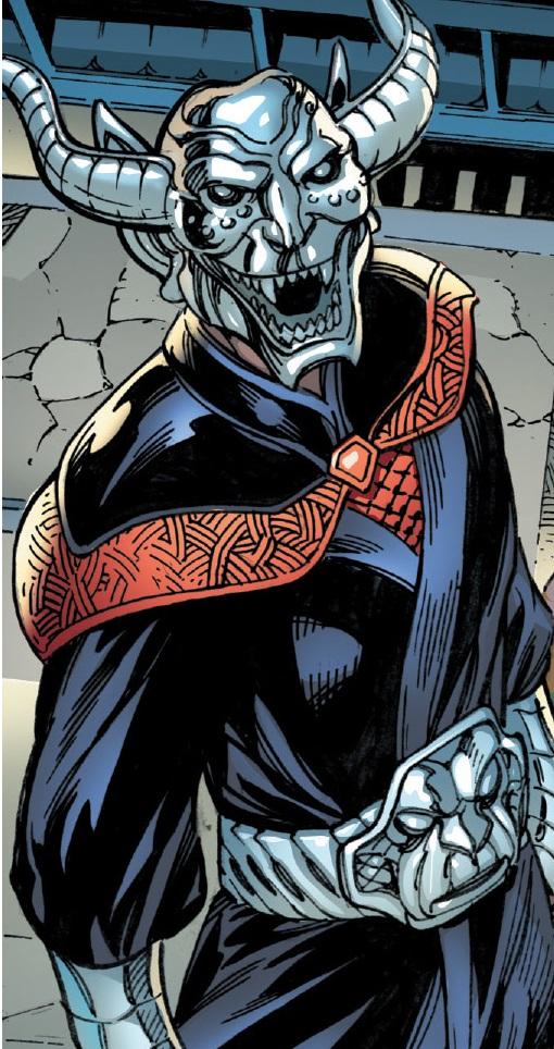Shuten Döji (Earth-616)