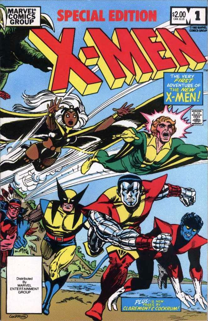 Special Edition X-Men Vol 1 1