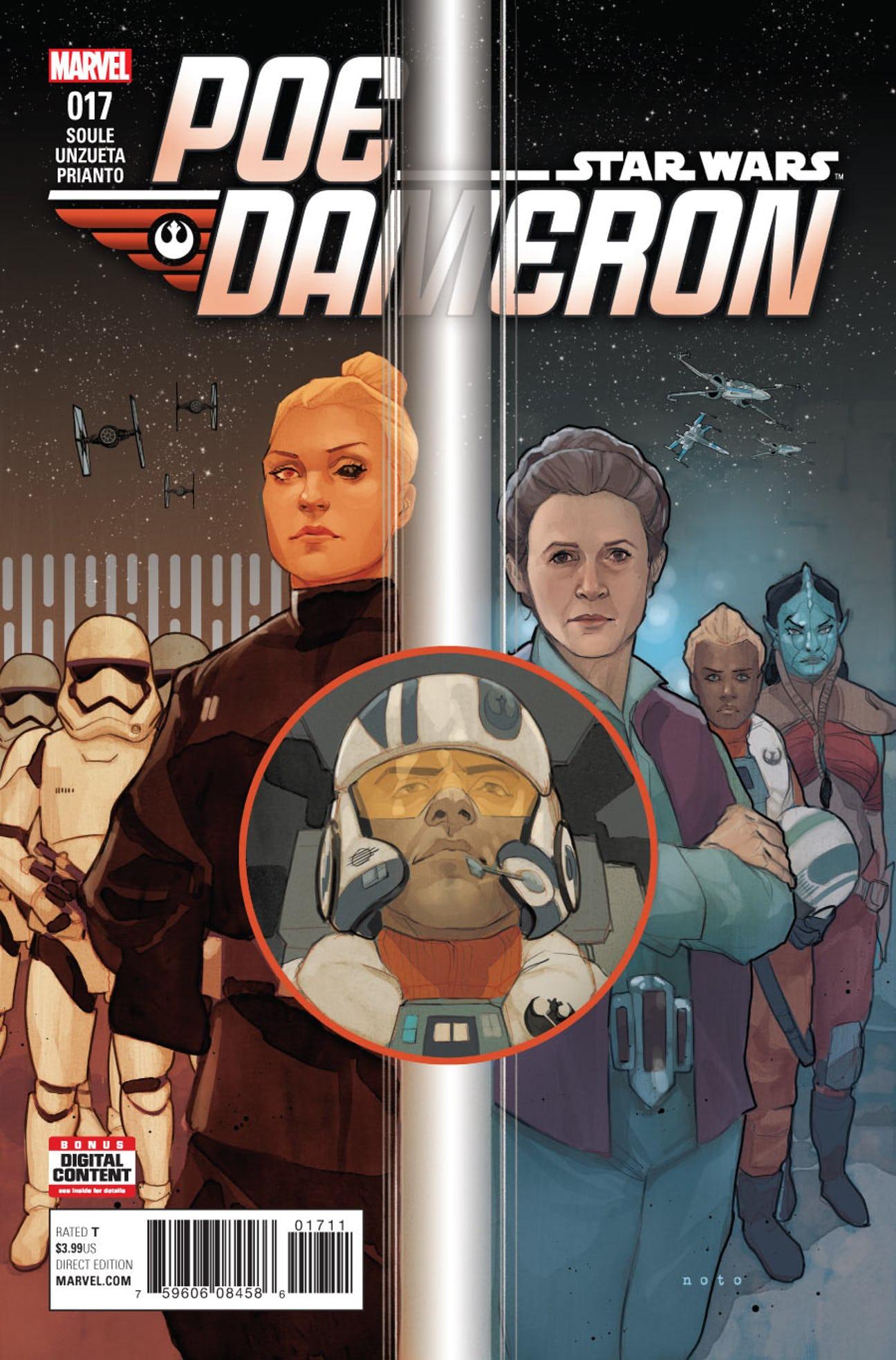 Star Wars: Poe Dameron Vol 1 17