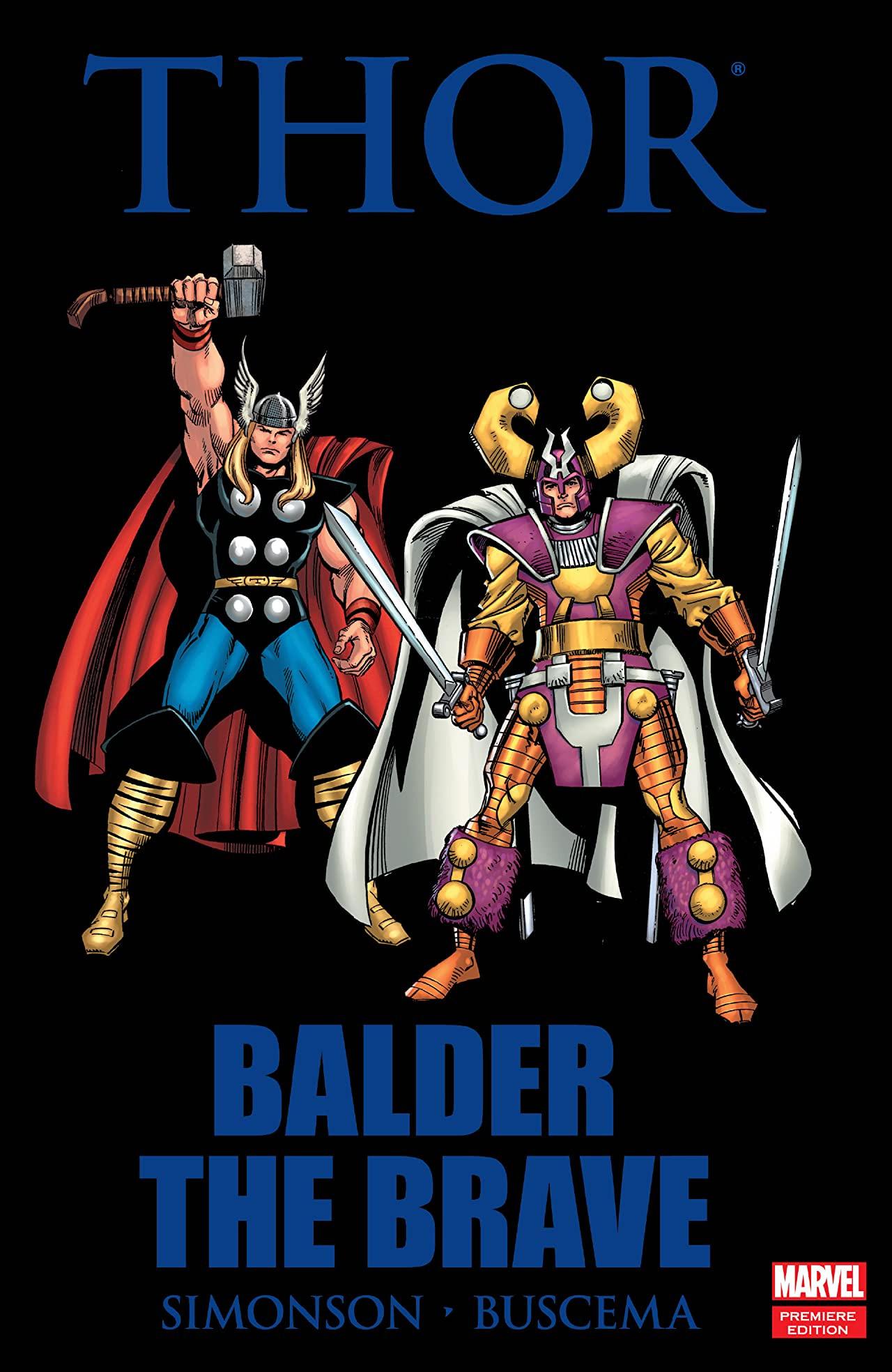 Thor: Balder the Brave TPB Vol 1 1