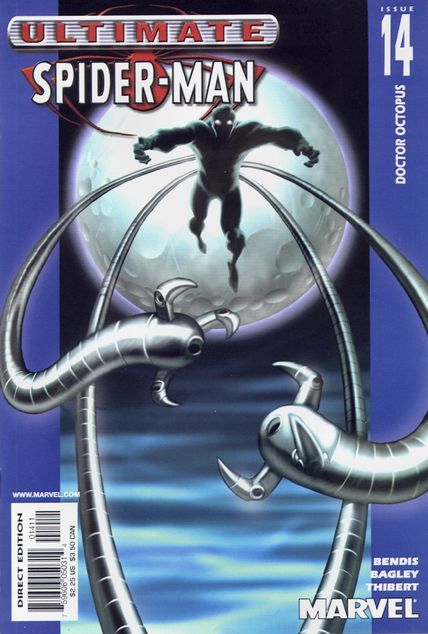Ultimate Spider-Man Vol 1 14