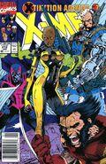 Uncanny X-Men Vol 1 272