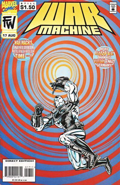 War Machine Vol 1 17