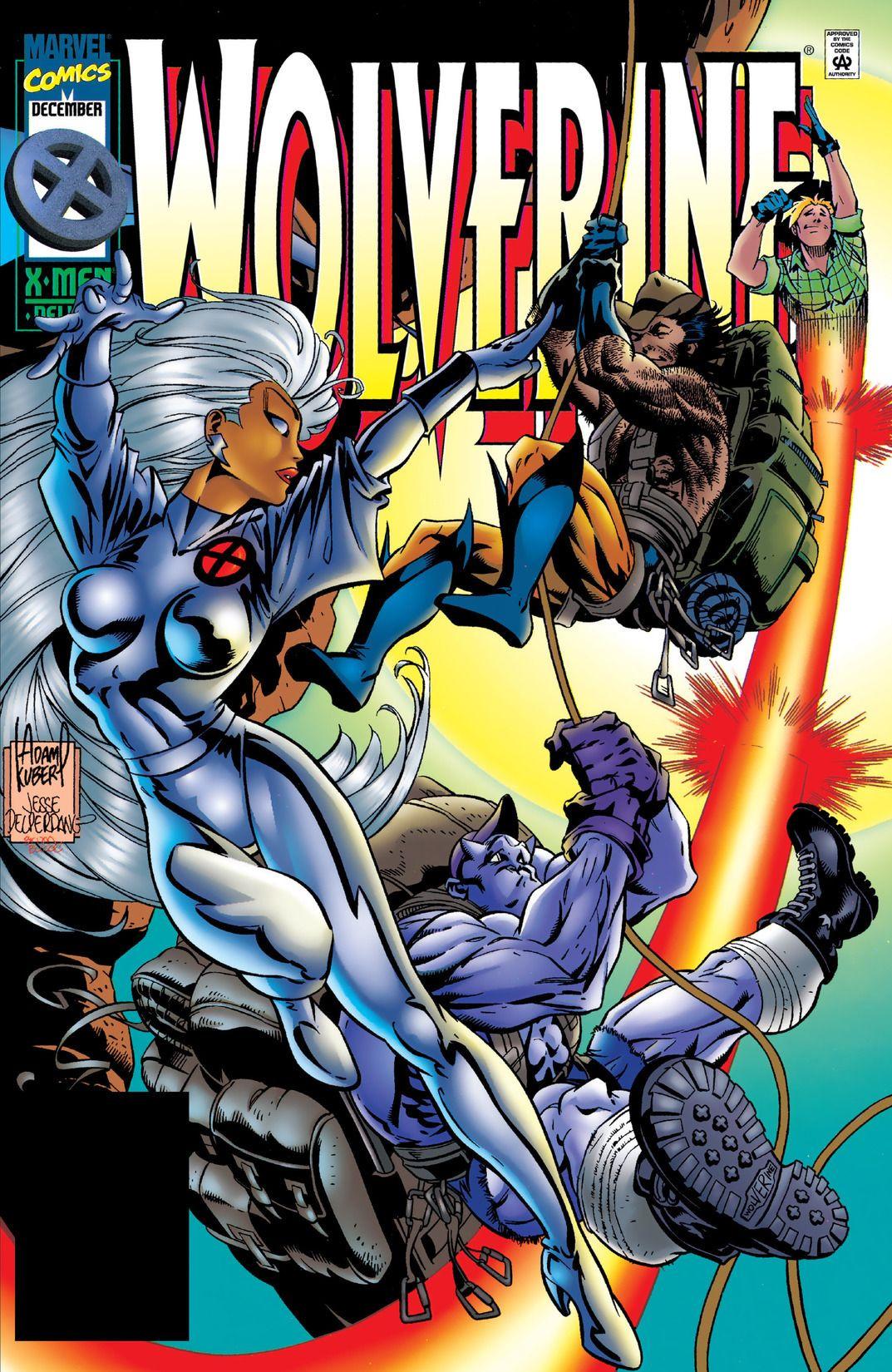 Wolverine Vol 2 96