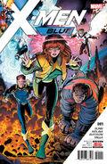 X-Men Blue Vol 1 1