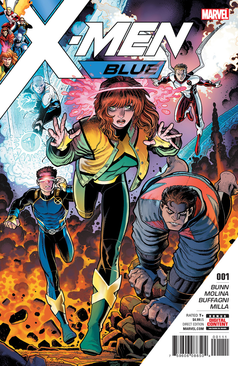 X-Men: Blue Vol 1 1