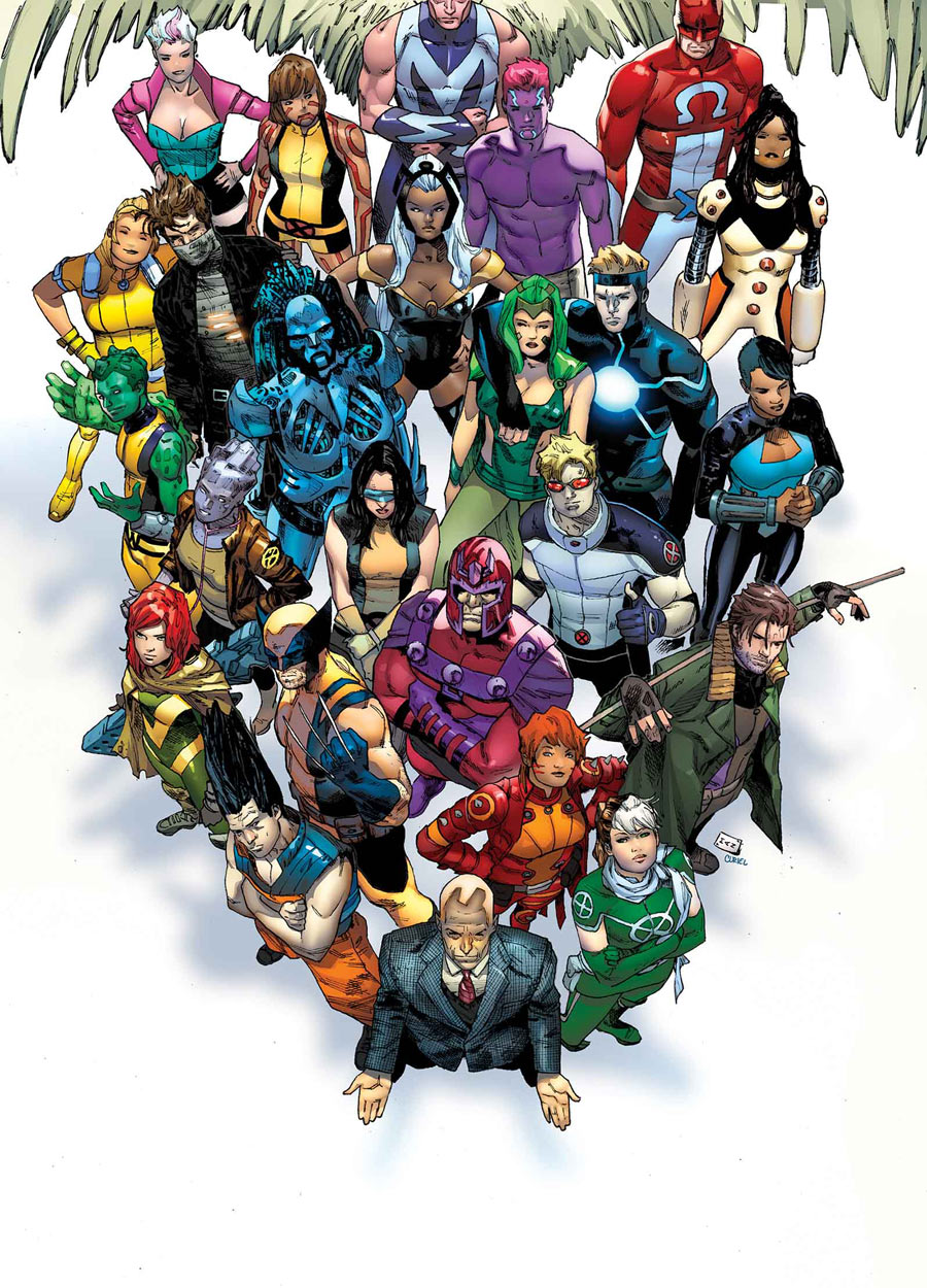 X-Men Legacy Vol 1 300 Textless.jpg