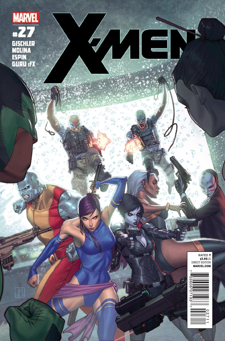 X-Men Vol 3 27