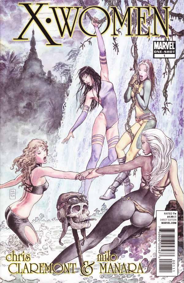 X-Women Vol 1 1