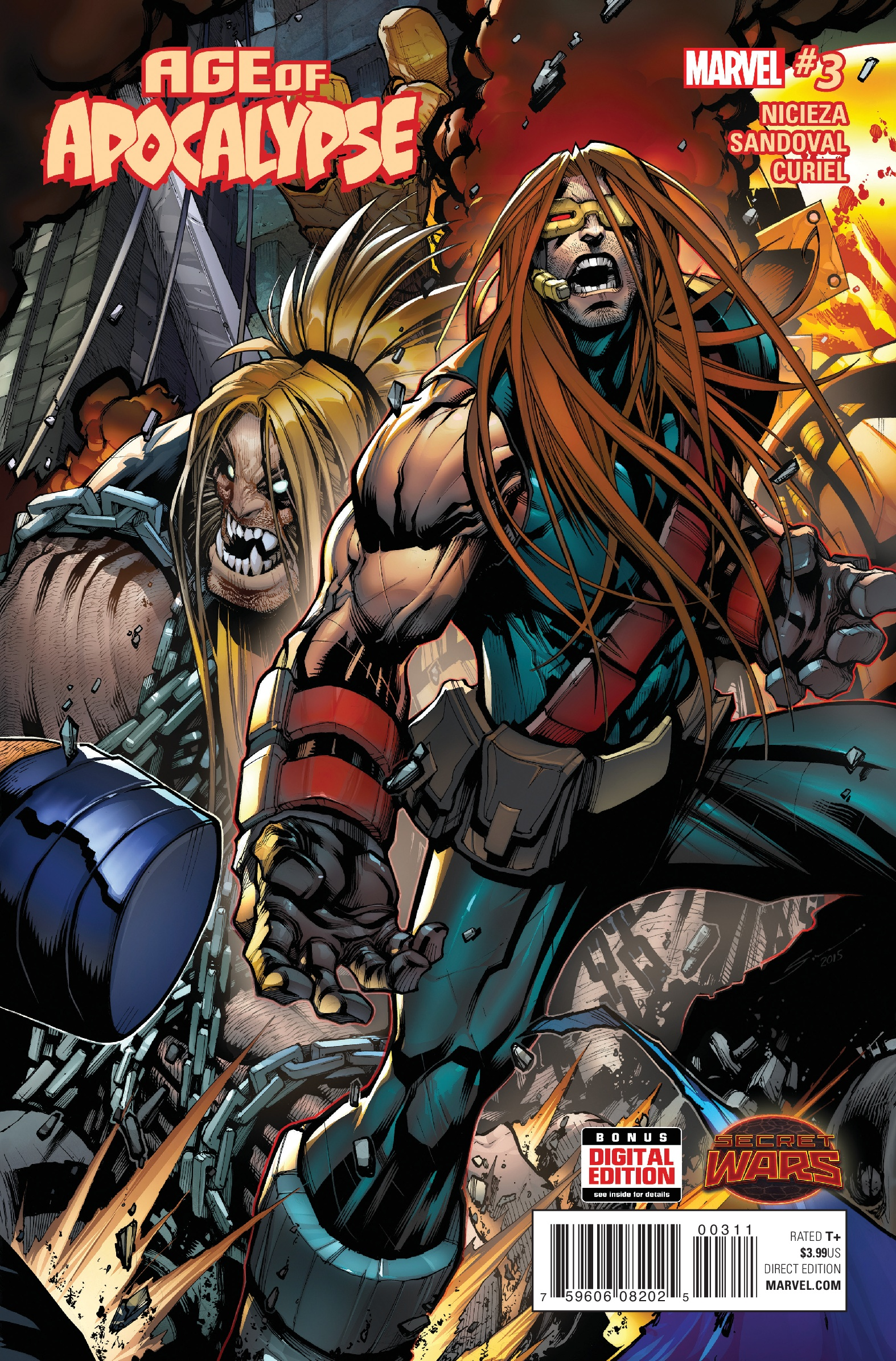 Age of Apocalypse Vol 2 3