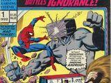 Amazing Spider-Man Battles Ignorance Vol 1 1