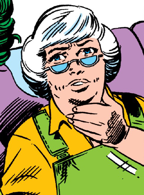 Annie Wheeler (Earth-616)